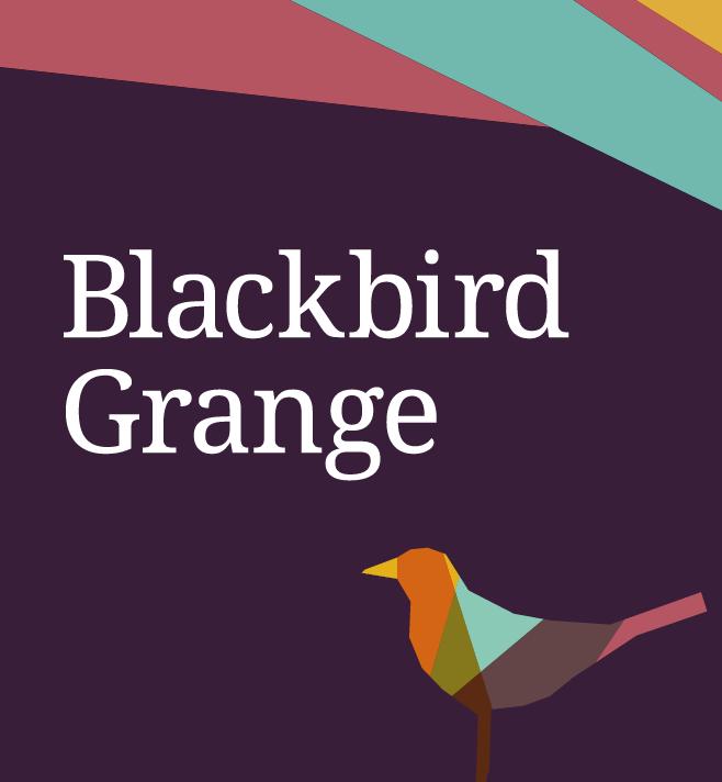 Logo for Blackbird Grange