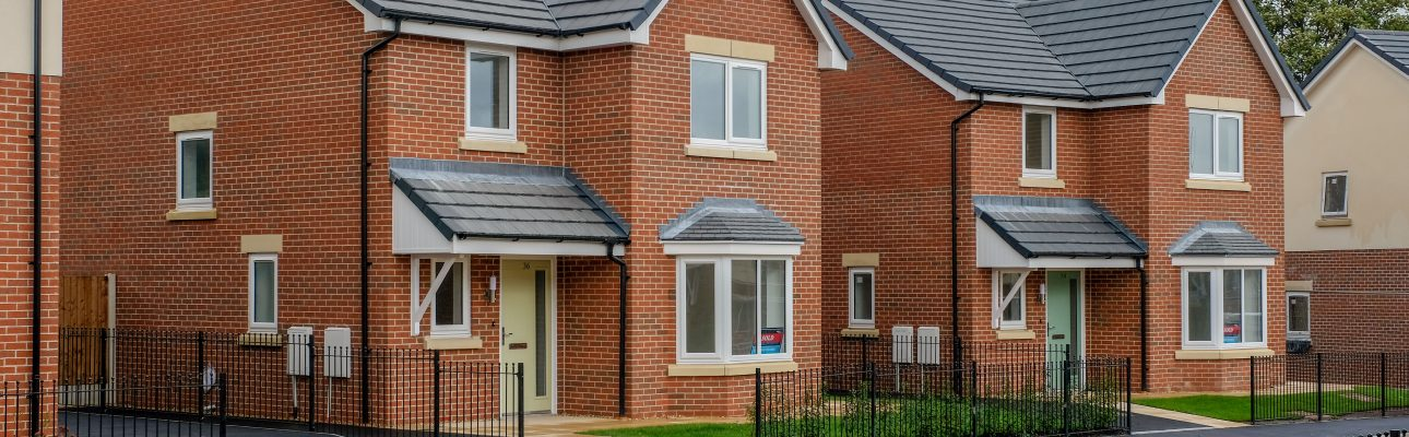 Banner image related to 'Blackbird Grange helps 66 families to get on the property ladder'