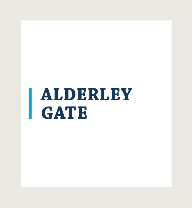 Logo for Alderley Gate