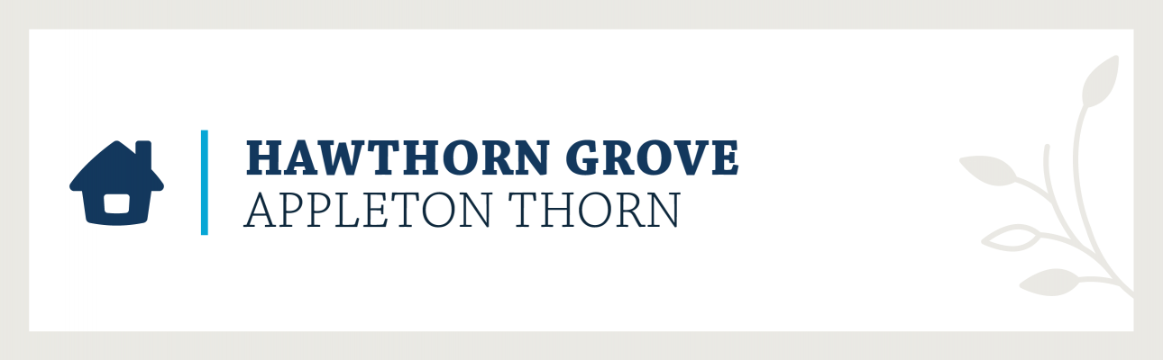 Banner image related to 'Hawthorn Grove'