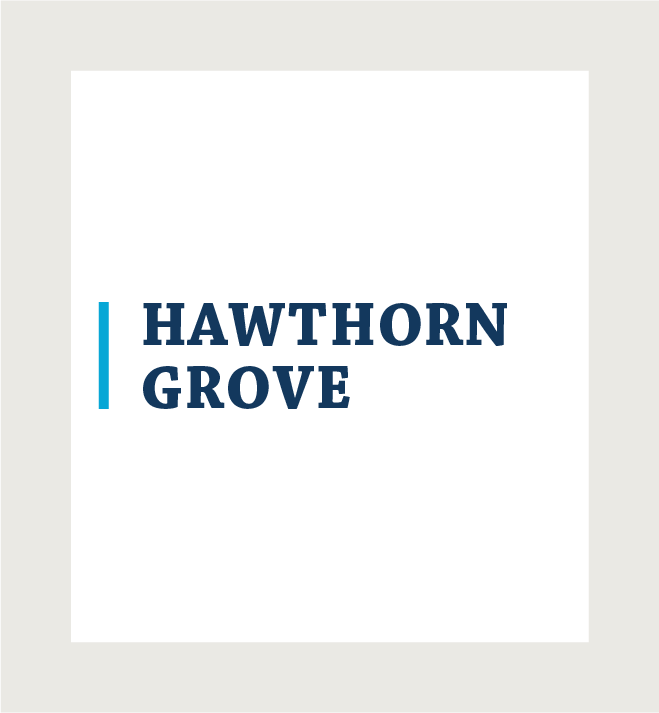 Logo for Hawthorn Grove