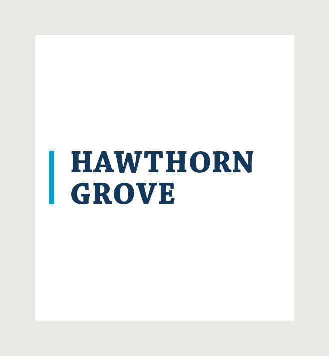 Hawthorn Grove logo
