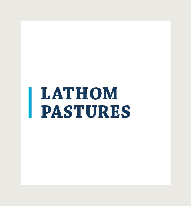 Lathom Pastures logo