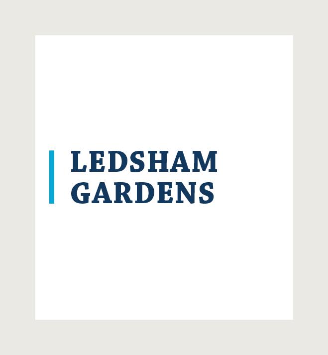 Ledsham Gardens logo
