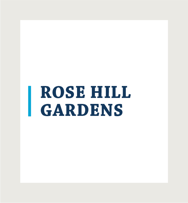 Rose Hill Gardens logo