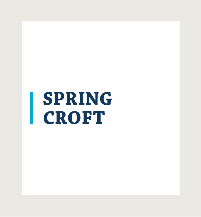 Logo for Spring Croft