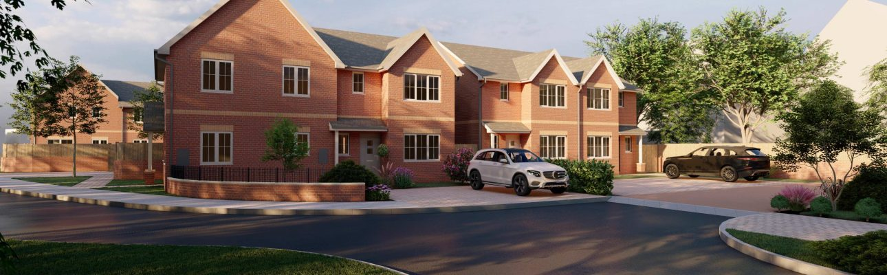 Banner image related to '61 new homes coming to east Wirral'