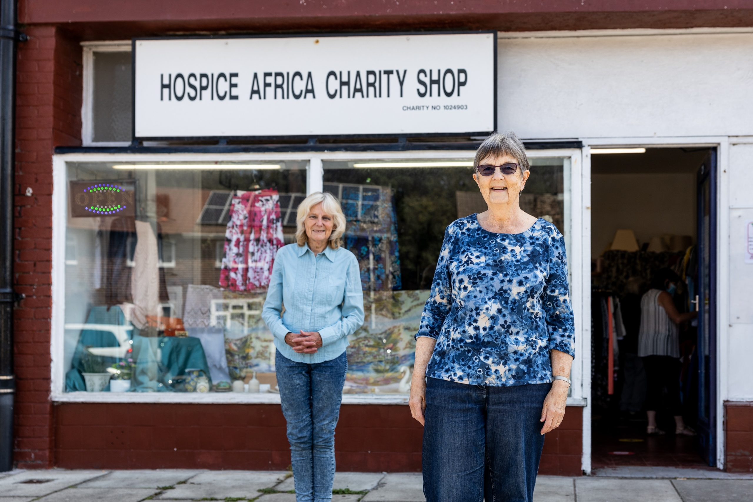 Hospice Africa Charity Shop 211 Heathfield Rd, Ainsdale, Southport PR8 3HE