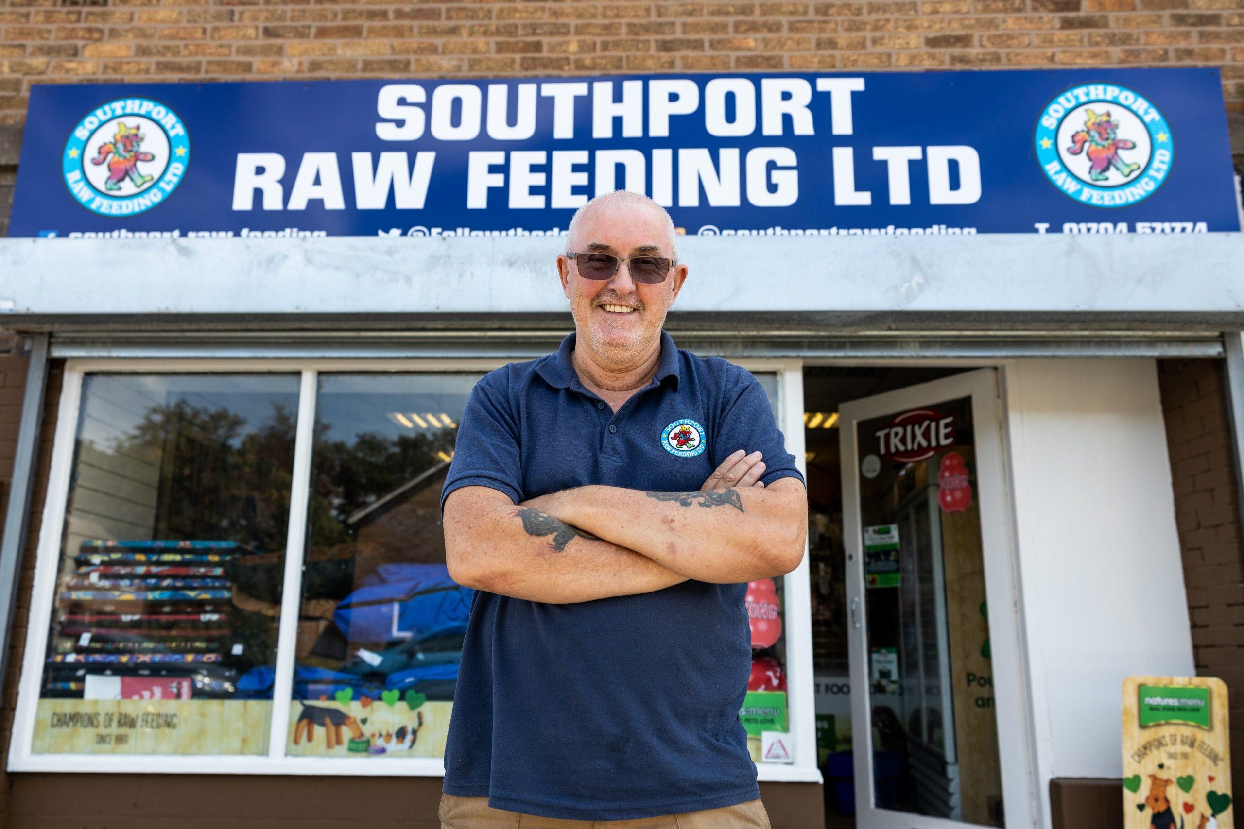 Southport Raw Feeding 199 Heathfield Rd, Ainsdale, Southport PR8 3HE