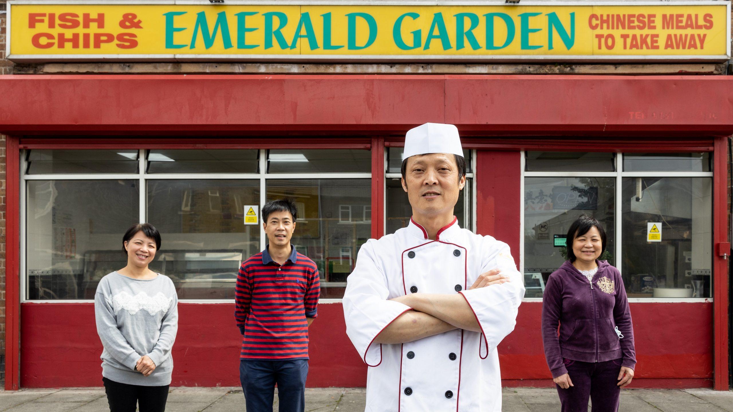 Emerald Garden 102 Moss Lane, Litherland, Liverpool L21 7NJ
