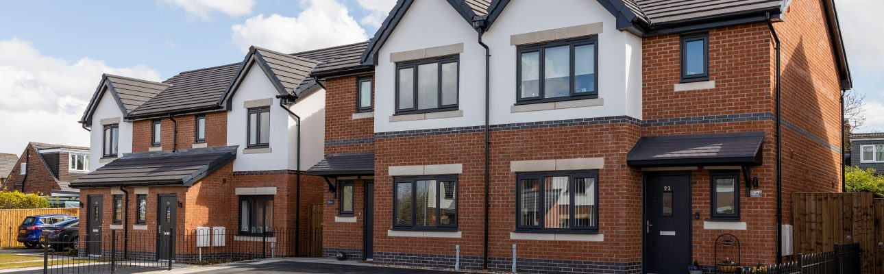 Banner image related to 'OVH bring 35 new homes to Wirral with completion of The Willows'