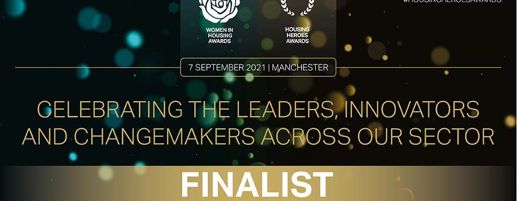 Banner image related to 'OVH Sales team chosen as finalists for Housing Heroes Awards'