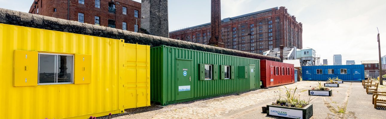 Banner image related to 'OVH support Docklands Trail helping bring Liverpool's shipping history to life'