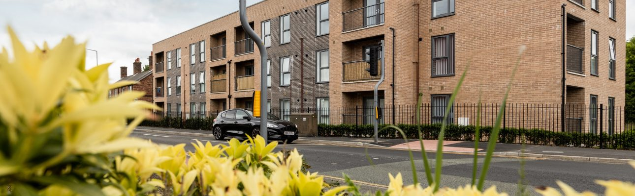 Banner image related to 'One Vision Housing bring 30 new affordable apartments to Sefton'
